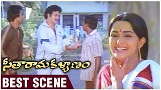 Seetharama Kalyanam Best Scenes | Balakrishna | Rajini | Jaggaya | Superhit Telugu Movies - RAJSHRITELUGU