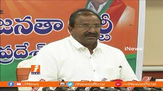 BJP MLC Somu Veerraju Comments On TDP No Confidence Motion In Parliament | iNews - INEWS