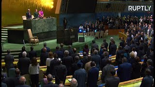 LIVE: The 73rd United Nations General Assembly - RUSSIATODAY