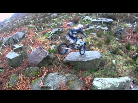 Graham Jarvis A Training Day In Winter -R04GZSKm5lY
