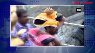 video : सबरीमाला मंदिर में श्रद्धालुओं का उमड़ा सैलाब