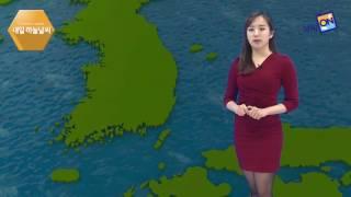 날씨정보 02월 20일 17시 발표