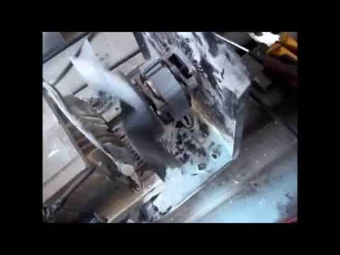 Instalar ventilador en máquina de soldar