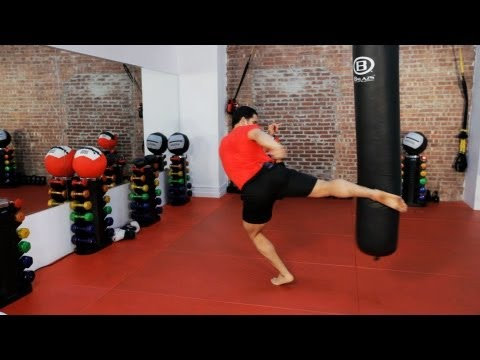 How to Do a Roundhouse Kick | Kickboxing Lessons