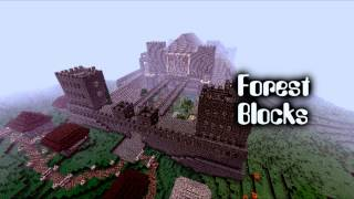 Royalty Free :Forest Blocks