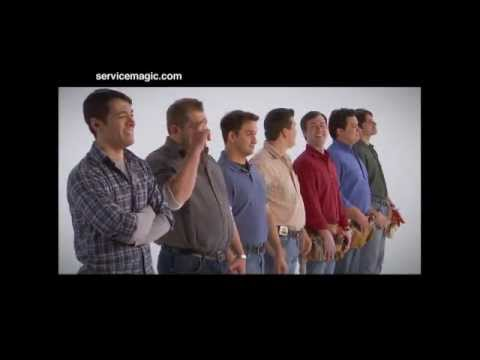 ServiceMagic.com- Chorus Line