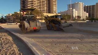 Miami Responds to Threat of Rising Seas - VOAVIDEO