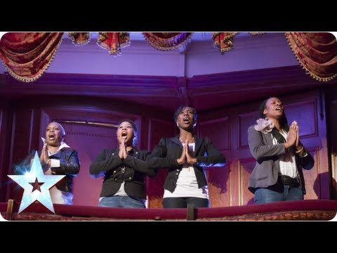 Gospel Singers Incognito surprise the BGT Judges - Week 1 Auditions | Britain's Got Talent 2013