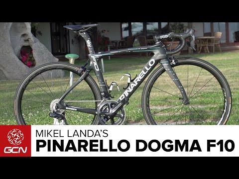 Mikel Landa's Pinarello Dogma F10