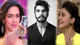 Ranveer Singh's equation with Anushka Sharma and Deepika Padukone - EXCLUSIVE