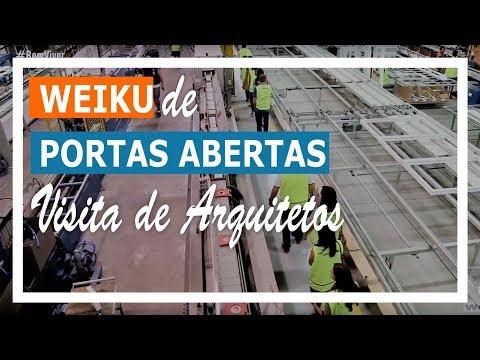 Weiku de Portas Abertas - Visita Grupo de Arquitetos