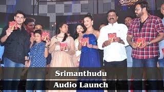 Srimanthudu Audio Launch - IGTELUGU
