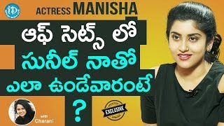 2 Countries Actress Manisha Raj Exclusive Full Interview || Talking Movies With iDream - IDREAMMOVIES