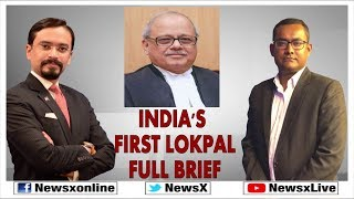 India's First Lokpal: Retd Supreme Court judge Pinaki Chandra Ghose appointed as Lokpal - NEWSXLIVE