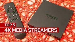 Top 5 4K media streamers - CNETTV