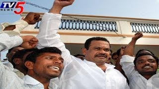 Congress Leader Komatireddy  Election Campaign in Nalgonda - TV5NEWSCHANNEL