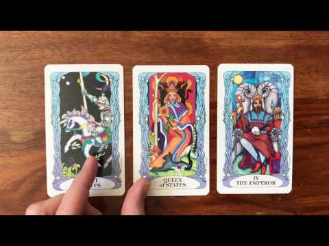 Daily Tarot Reading for 12 May 2017 | Gregory Scott Tarot
