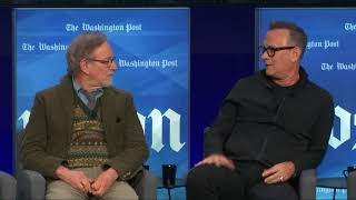 Tom Hanks on portraying former Washington Post Editor: 'I was lucky' to meet Ben Bradlee - WASHINGTONPOST