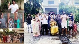Celebrities lend support to Janata Curfew TFI Celebs Clapping Visuals || Clap For The Nation - IGTELUGU