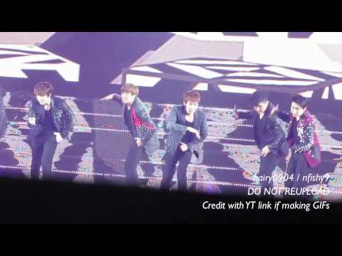 [HD Fancam] 120219 SS4 Singapore - Mr Simple