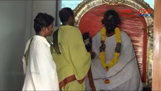 Special Story on Mahatma Gandhi Temple at Pedda Kaparthi in Nalgonda District | CVR News - CVRNEWSOFFICIAL