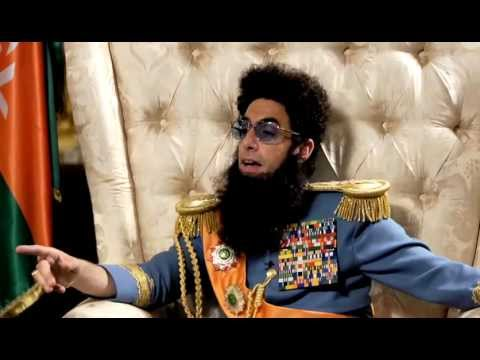  The Dictator Sacha Baron Cohen On Strombo Full Interview