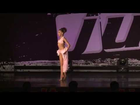 Sophia Lucia Age:10 Contemporary solo Choreographed By: Sophia Lucia and Rachel Hagquist