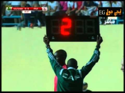 اهداف و ملخص مباراة الزمالك ومولودية بجاية ||دور 16 دورى ابطال افريقيا 9-4-2016