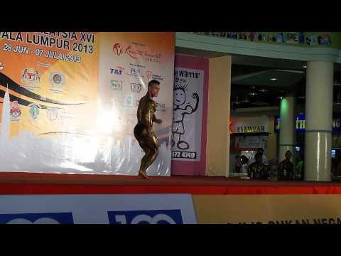 #WIPERS : ATLET BINA BADAN WILAYAH SUKMA 2013 PINGAT PERAK