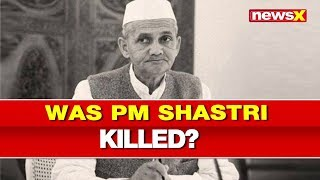 Was Former PM Lal Bahadur Shahtri Killed? Why Shastri's Wife was Suspicious? The Tashkent Files - NEWSXLIVE