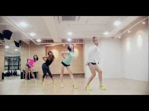 Sistar - Loving U Practice (Mirrored)