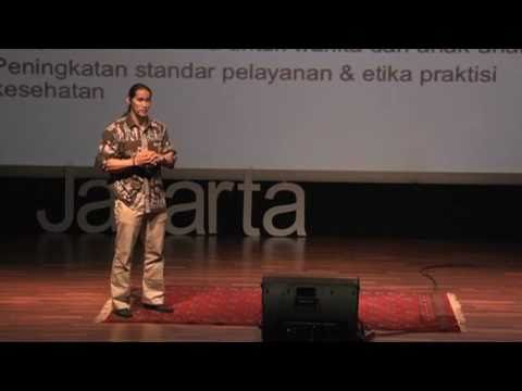 TEDxJakarta - Ade Rai - Towards A Strong And Healthy Indonesia