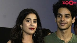 Ishaan & Janhvi Reveals How 'Dhadak' Is Different Than 'Sairat' & More - ZOOMDEKHO
