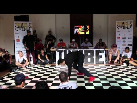 Super solo bboy Battle Final [IBE 2011]
