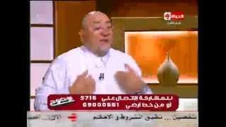 بالفيديو.. خالد الجندي: 95% من حالات الطلاق «فشنك»