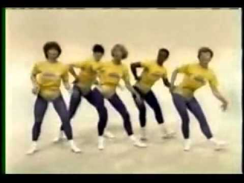 Jazzercize - Sweet Georgia Brown 1982