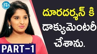 TV Artist Meghana Exclusive Interview - Part #1 || Soap Stars With Anitha - IDREAMMOVIES