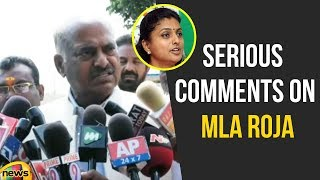 JC Diwakar Reddy Serious Comments on MLA Roja | JC Diwakar Reddy Latest Speech | Mango News - MANGONEWS
