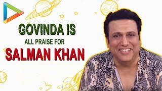 "Govinda: ""Maine kaha, Salman, I feel you will not Look Back and…""| Partner - HUNGAMA"