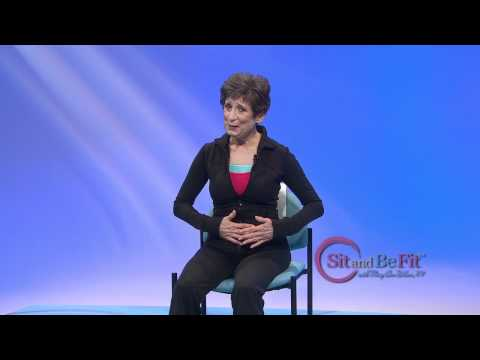 Sit and Be Fit - Pelvic Floor Exercises - Mary Ann Wilson, RN - Incontinence