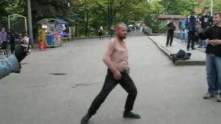 Танцы Харьковского алкоголика