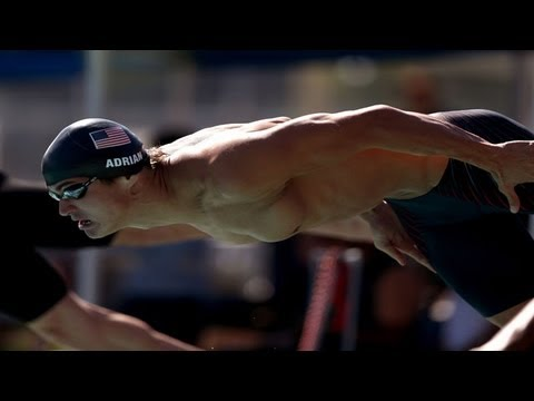 Nathan Adrian - Olympic Trials