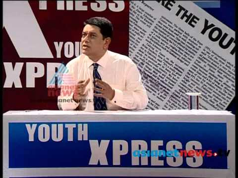 Blue v/s White coller jobs Youth Xpress 24th May 2013 Part2