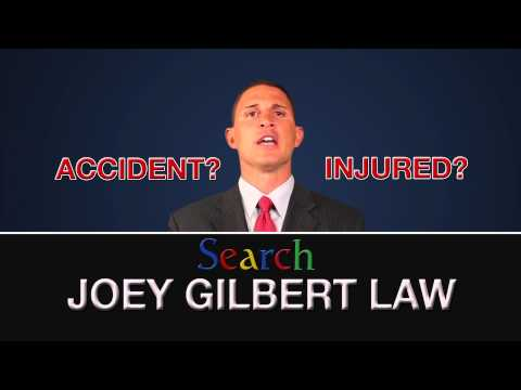 Personal Injury Part 2- Joey Gilbert & Associates