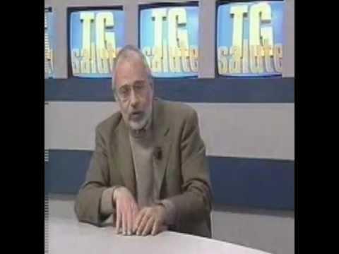 Prof Romano Greco - Ernia del disco cervicale TGSalute(2006)