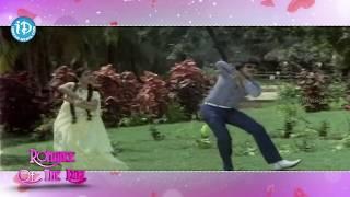 Chiranjeevi And Bhanupriya Romantic Rain Song - Jwala    Romance Of The Day 409 - IDREAMMOVIES