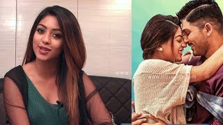 Anu Emmanuel about Lover also fighter also song || Naa Peru Surya Naa Illu India || #NaaPeruSurya - IGTELUGU