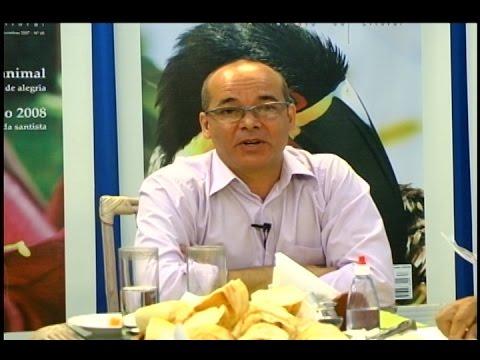 TV Costa Norte - Café com Alexandre Cunha - candidato à Deputado Federal (PT)