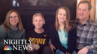 Iowa Family Found Dead In Vacation Condo In Mexico | NBC Nightly News - NBCNEWS