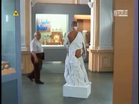 ukryta kamera - grecka bogini
